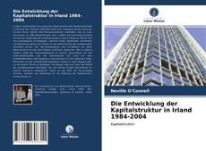 Bookcover of Die Entwicklung der Kapitalstruktur in Irland 1984-2004
