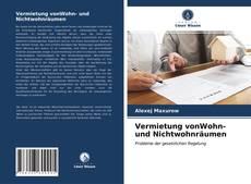Bookcover of Vermietung vonWohn- und Nichtwohnräumen