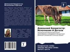 Bookcover of Домашний Биодигестр: Исполнение И Детали