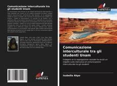 Capa do livro de Comunicazione interculturale tra gli studenti Unam