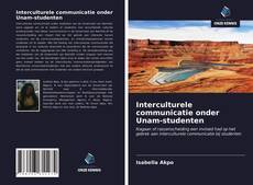 Interculturele communicatie onder Unam-studenten kitap kapağı