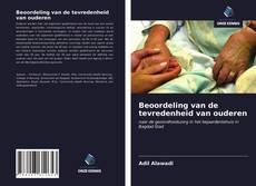 Bookcover of Beoordeling van de tevredenheid van ouderen
