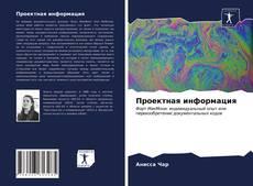 Bookcover of Проектная информация