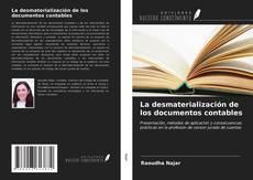 Bookcover of La desmaterialización de los documentos contables
