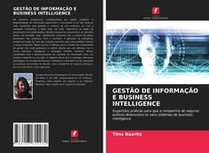 Buchcover von GESTÃO DE INFORMAÇÃO E BUSINESS INTELLIGENCE