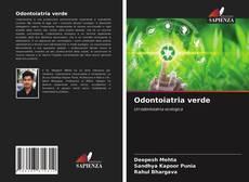 Portada del libro de Odontoiatria verde