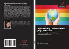 Bookcover of Sponsoring i mierzalność jego efektów