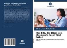 Bookcover of Das Bild, das Eltern von ihrem gehörlosen Kind haben
