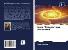 "Copertina di Книга ""Перспективы пансихизма'"