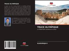 Обложка TRUCE OLYMPIQUE