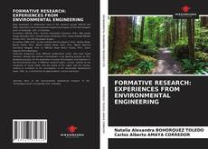 Обложка FORMATIVE RESEARCH: EXPERIENCES FROM ENVIRONMENTAL ENGINEERING