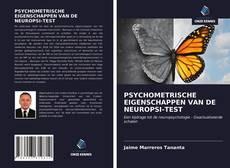 Bookcover of PSYCHOMETRISCHE EIGENSCHAPPEN VAN DE NEUROPSI-TEST
