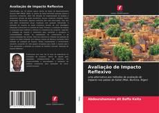 Capa do livro de Avaliação de Impacto Reflexivo