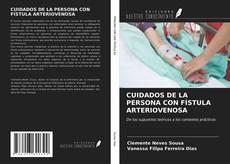 Bookcover of CUIDADOS DE LA PERSONA CON FÍSTULA ARTERIOVENOSA