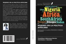 Bookcover of MUJERES EN LA POLÍTICA AFRICANA