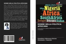 Buchcover von DONNE NELLA POLITICA AFRICANA