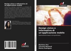 Couverture de Design visivo e informativo di un'applicazione mobile