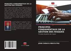 Buchcover von PRINCIPES FONDAMENTAUX DE LA GESTION DES RISQUES