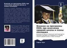 Buchcover von Влияние на программы ESOL при окончании средней школы и планы колледжа