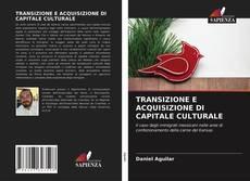 TRANSIZIONE E ACQUISIZIONE DI CAPITALE CULTURALE的封面