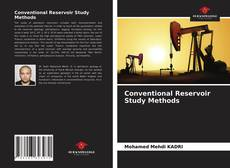 Buchcover von Conventional Reservoir Study Methods