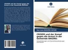 Portada del libro de CRISEM und der Kampf gegen die Armut in der Gemeinde BAGIRA: