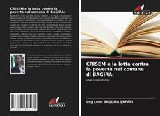 Copertina di CRISEM e la lotta contro la povertà nel comune di BAGIRA: