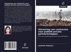 Bookcover of Uitvoering van contracten voor publiek-private partnerschappen
