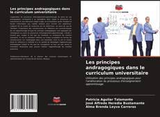 Обложка Les principes andragogiques dans le curriculum universitaire