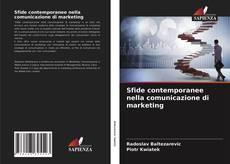 Sfide contemporanee nella comunicazione di marketing kitap kapağı
