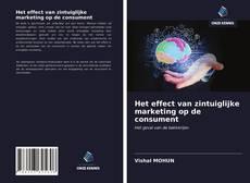 Borítókép a  Het effect van zintuiglijke marketing op de consument - hoz