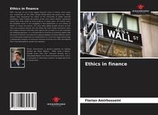 Обложка Ethics in finance