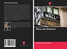 Bookcover of Ética nas finanças