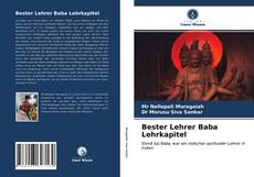 Bookcover of Bester Lehrer Baba Lehrkapitel
