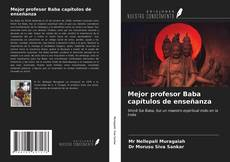 Bookcover of Mejor profesor Baba capítulos de enseñanza