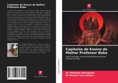 Bookcover of Capítulos de Ensino do Melhor Professor Baba