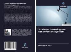 Bookcover of Studie en invoering van een inventarissysteem