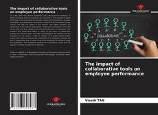 Buchcover von The impact of collaborative tools on employee performance