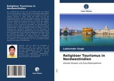 Buchcover von Religiöser Tourismus in Nordwestindien