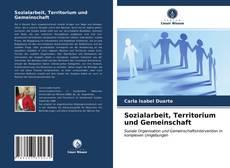 Buchcover von Sozialarbeit, Territorium und Gemeinschaft