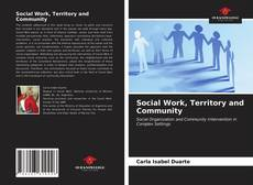 Bookcover of Social Work, Territory and Community