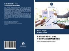 Buchcover von Reliabilitäts- und Validitätsstatistiken