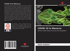 COVID 19 in Morocco的封面