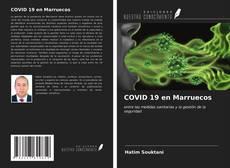 Bookcover of COVID 19 en Marruecos
