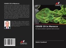 Bookcover of COVID 19 in Marocco