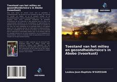 Bookcover of Toestand van het milieu en gezondheidsrisico's in Abobo (Ivoorkust)