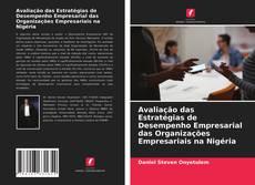 Capa do livro de Avaliação das Estratégias de Desempenho Empresarial das Organizações Empresariais na Nigéria