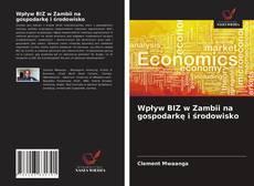 Capa do livro de Wpływ BIZ w Zambii na gospodarkę i środowisko