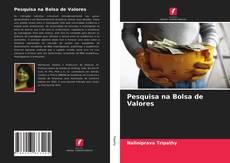 Pesquisa na Bolsa de Valores的封面