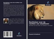 Bookcover of Rechtsleer over de rechten van staatlozen